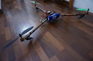 tricottero terminato