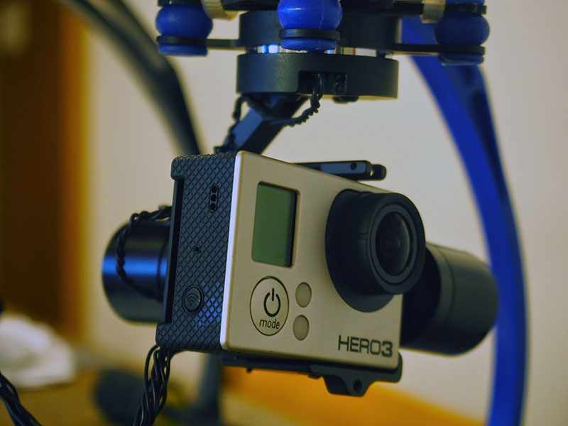 GoPro Hero 3 & Gimbal