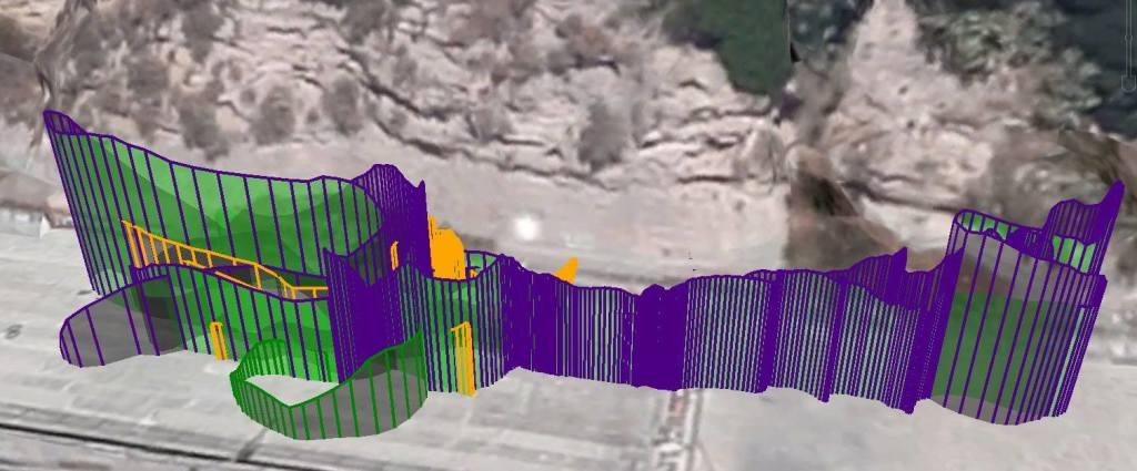 log telemetria drone apm google earth 2