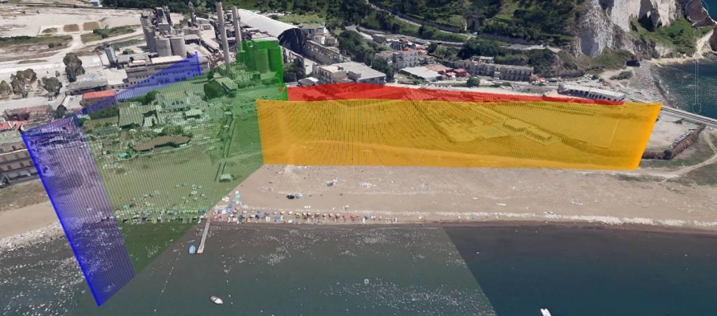 log telemetria drone apm google earth 3