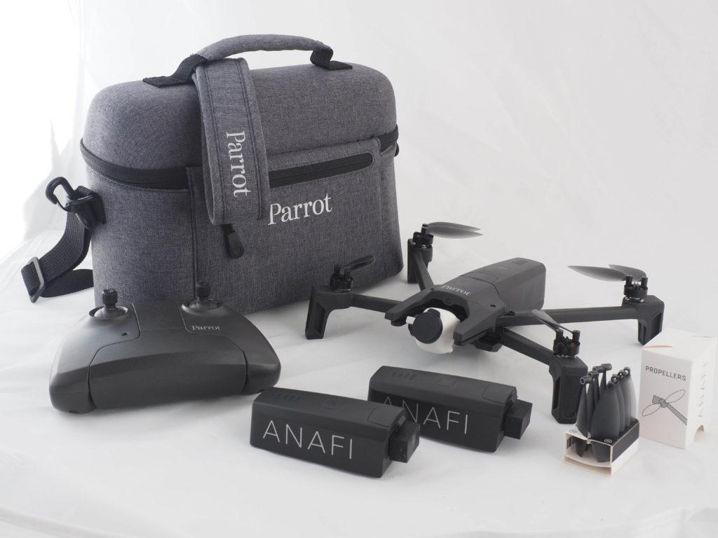 Parrot Anafi - Il Dronista